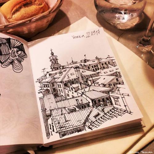 Venezia sketch 2
